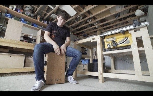 Thinking inside the box: Young inventor