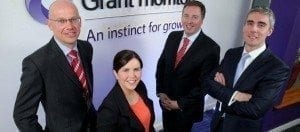 Grant Thornton NI annouce new partners