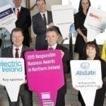 Responsible Business Awards Northern Ireland.