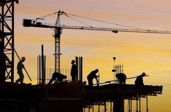construction industry in Northern Ireland