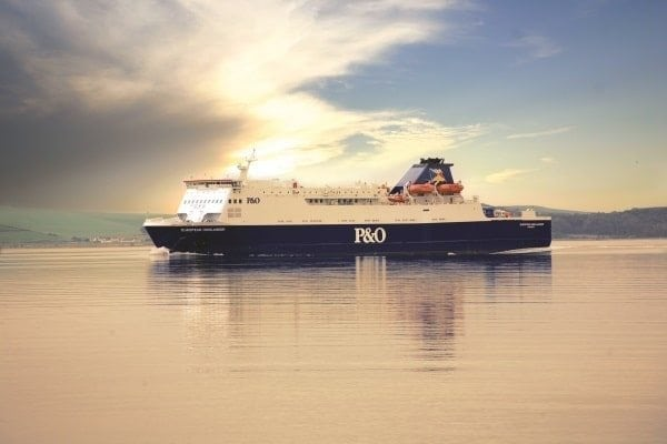 P&O Ferries European Highlander