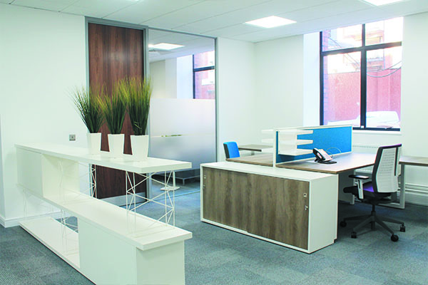 Whitespace upstream office furniture office fit out and