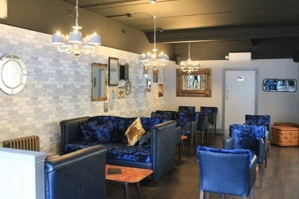 The living room cafe restaurant furniture belfast northern for The family room steakhouse