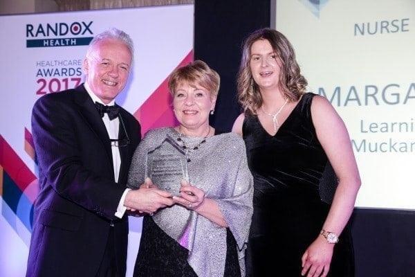 Margaret Donnelly Northern Ireland Nurse of the Year