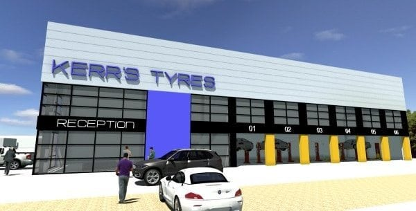kerrs tyres