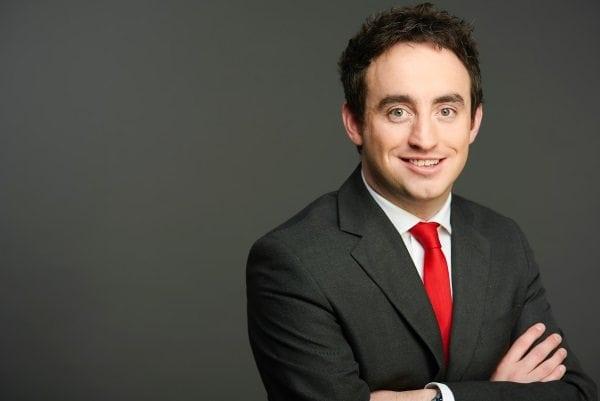John Dugdale, Associate, A&L Goodbody