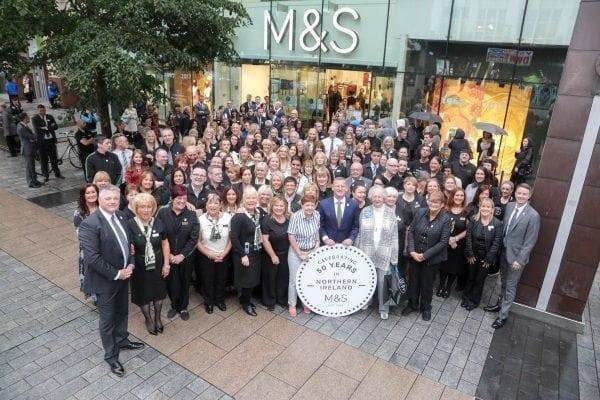 M&S Belfast