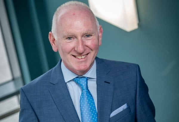 Chief Executive of Foyle Port Brian McGrath