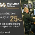 Mercury Security Management was established in 2001: VIDEO REPORT