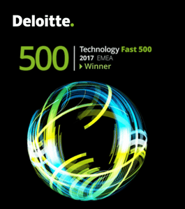 P2V Systems Ranks in 2017 Deloitte Technology Fast 500 EMEA
