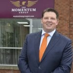 Momentum's Tom Verner finalist in Business Personality of the Year