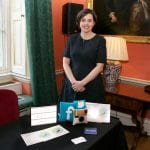 Louise Brogan visits 10 Downing Street