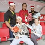 Christmas present appeal from Ulster Rugby for Include Youth