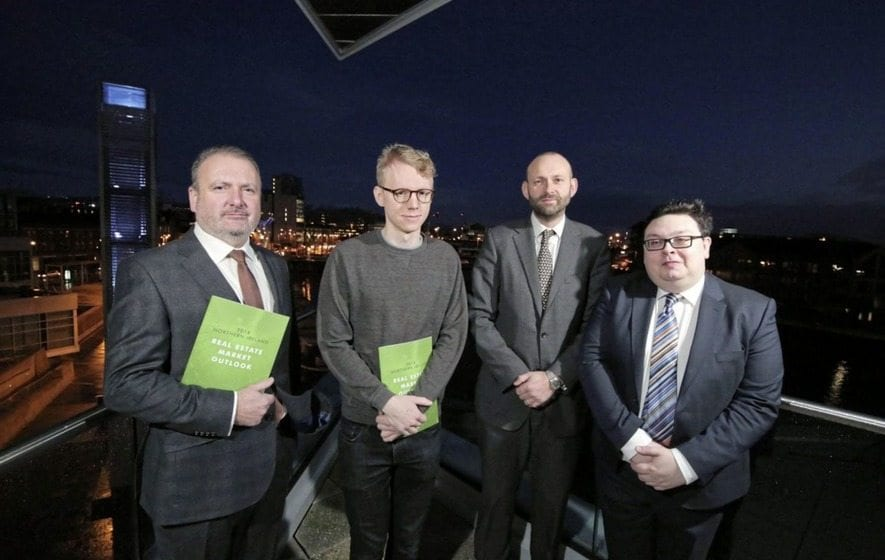 CBRE's Northern Ireland Real Estate Outlook 2018