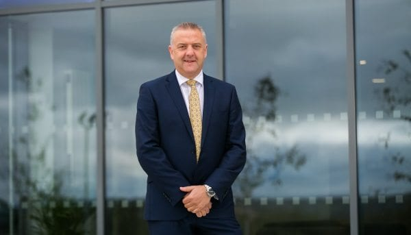 by Trevor Lockhart, CEO of Fane Valley and CBI Northern Ireland Chair
