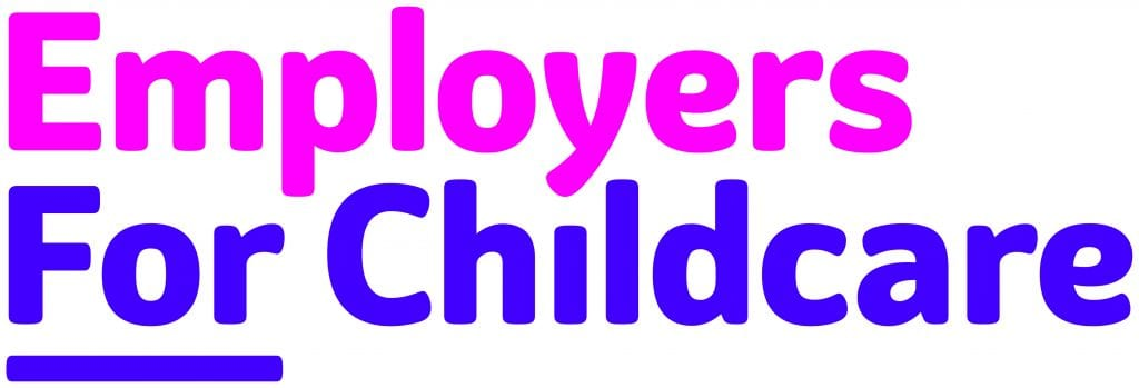 Employers for Childcare new logo
