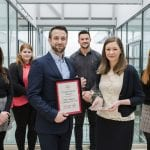 Abacus Professional Recruitment Step Up to the Challenge with Million Makers Award Success