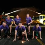 Grant Thornton Runway Run takes off with Cannon Salute
