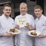 One Rosette Award for Bishop's Gate Hotel