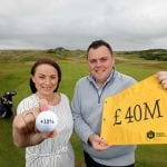 Northern Ireland on course with growth of golf tourism to £40M