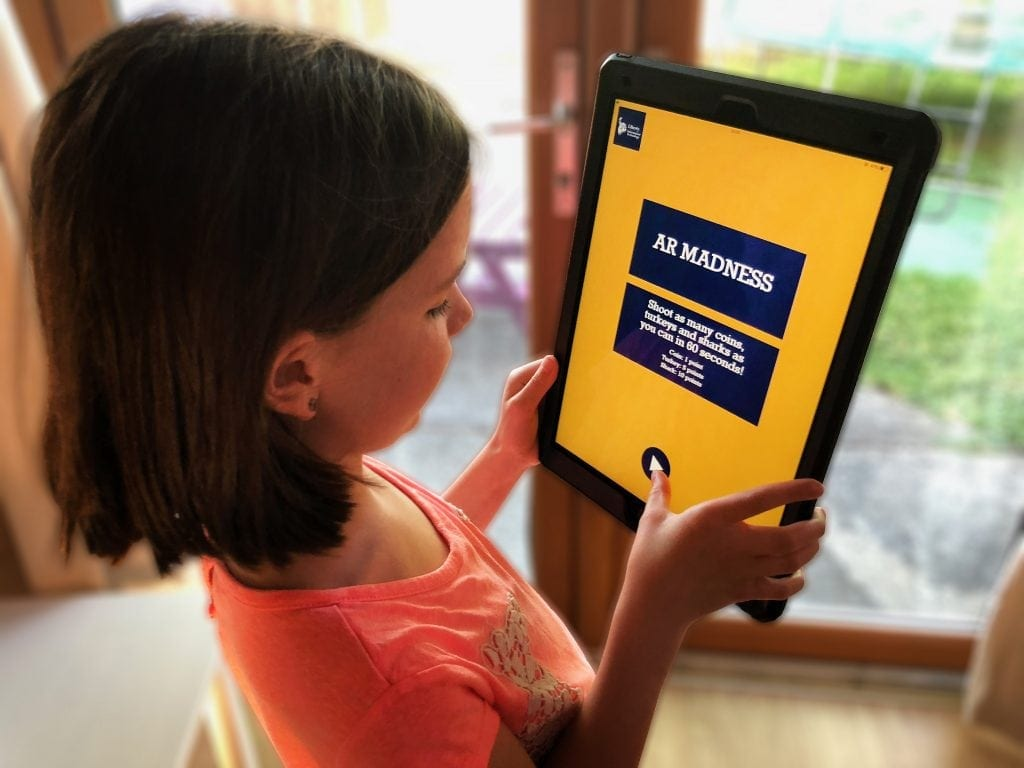 Liberty Mutual Insurance Reviews >> Liberty IT launches new augmented reality game · Northern Ireland Business First