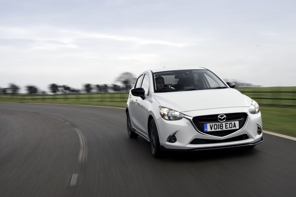 Mazda 2 - looking sharp as a pin! · BUSINESSFIRST