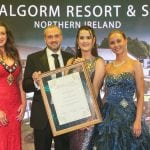 Galgorm Resort & Spa scoops two more top global awards