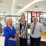 Newly refurbished World Duty Free and WH Smith units have opened their doors in George Best Belfast City Airport