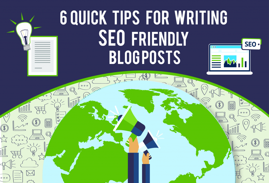 When blogging is done well it's a great, low-cost way to reach out to potential customers. However, many businesses find that the effort they put into their blog isn't always rewarded. Search Engine Optimisation (SEO) can help you get the most out of your blog and ensure that your hard work and great content gets the exposure it deserves. Here are 6 tips to transform your blog into a search-friendly traffic generator.