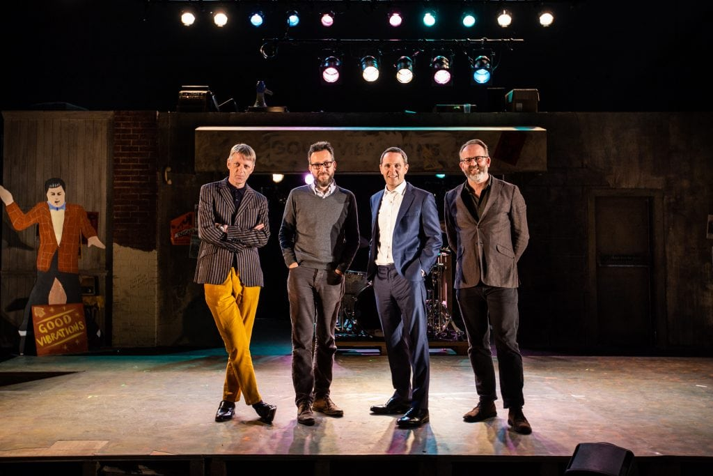 Corporate law firm A&L Goodbody has been announced as the official sponsor of the world premiere production of the stage musical version of popular movie 'Good Vibrations'.