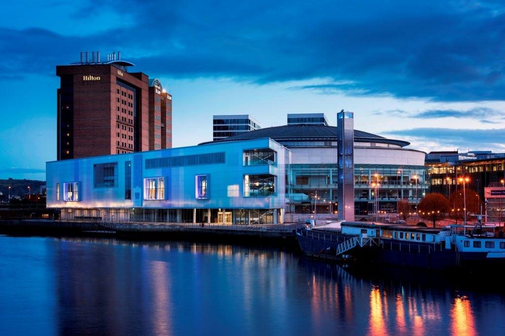 International Conference Centre, Belfast