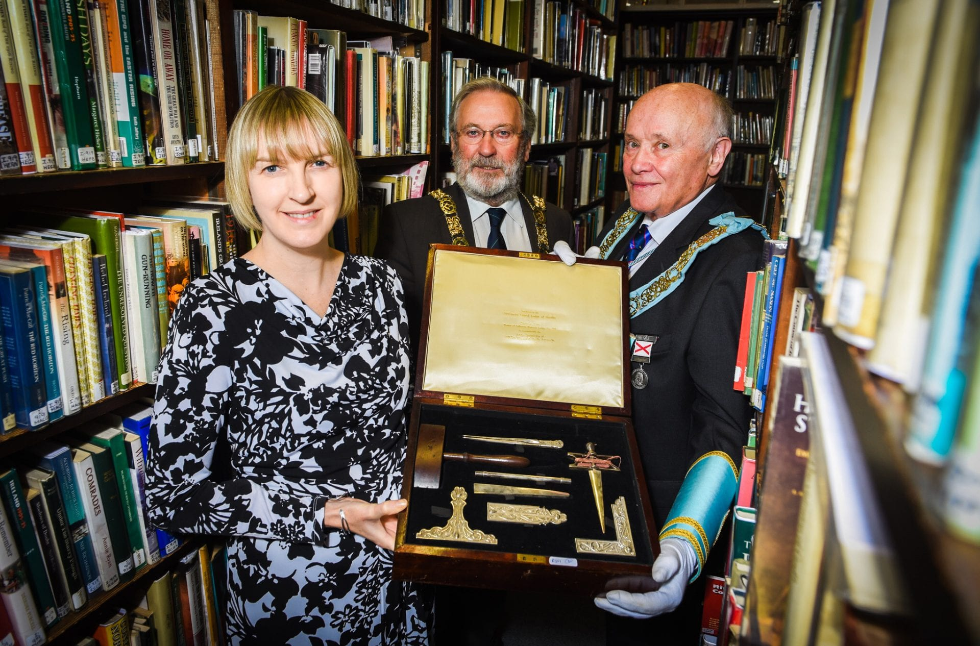 Lifting the lid on 150 Years of Freemasonry · BUSINESSFIRST