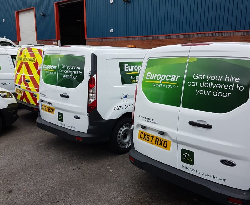 Keeping The Wheels Of Business Moving Through The Winter Europcar