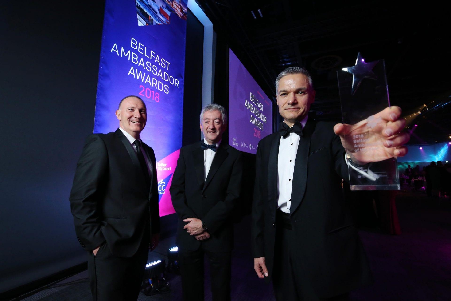 Belfast Ambassador Award