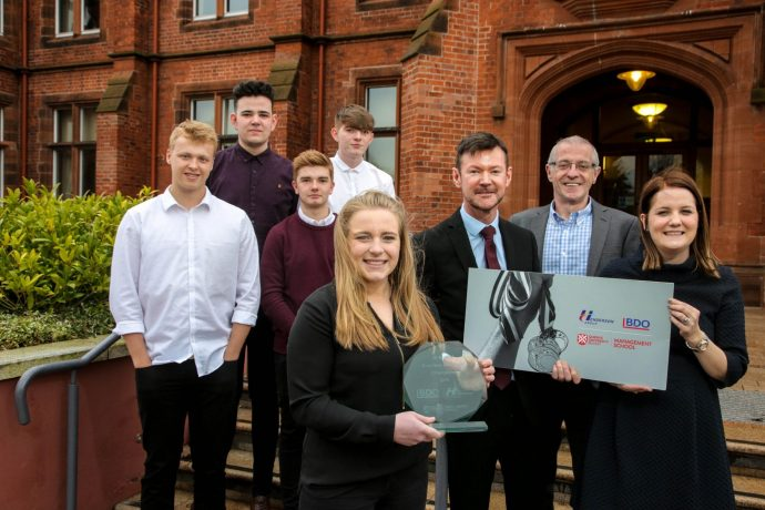 Queen's Management School, with BDO & Henderson Group, launch NI Business Challenge 2019