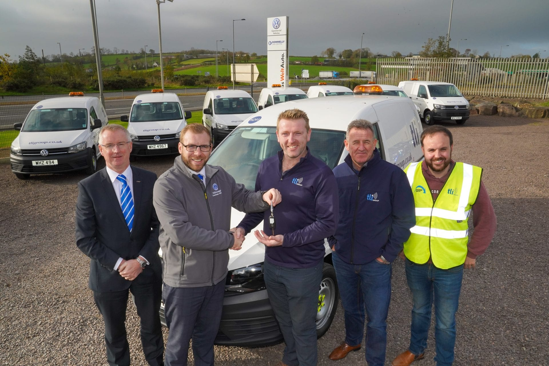 ac150d6724 Donnelly Group powers TLI into Northern Ireland · BUSINESSFIRST