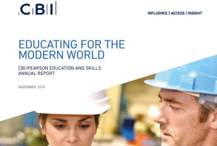 The latest edition of the annual CBI education and skills survey, completed in partnership with Pearson, has revealed several concerning trends for the Northern Irish economy,