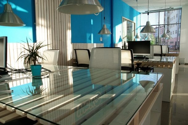 finding your first office space