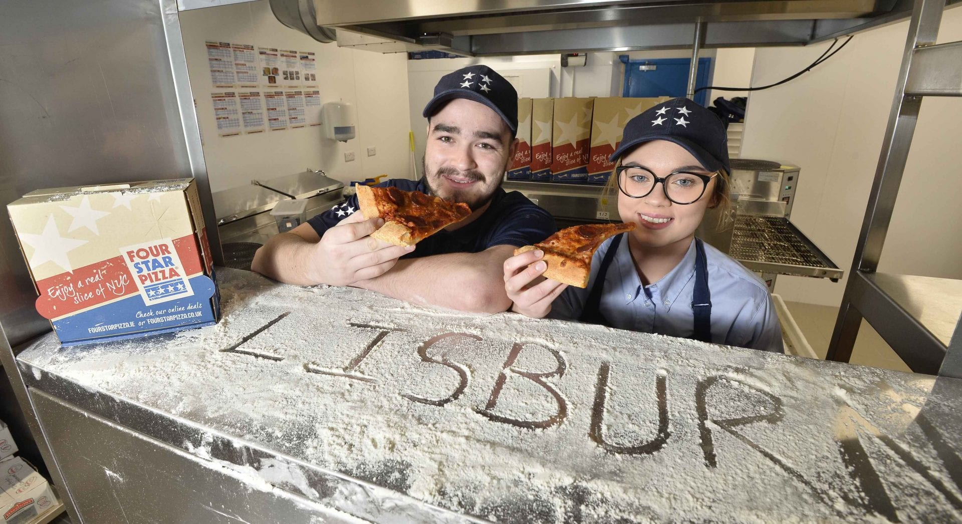 30 New Jobs As Four Star Pizza Comes To Lisburn Businessfirst