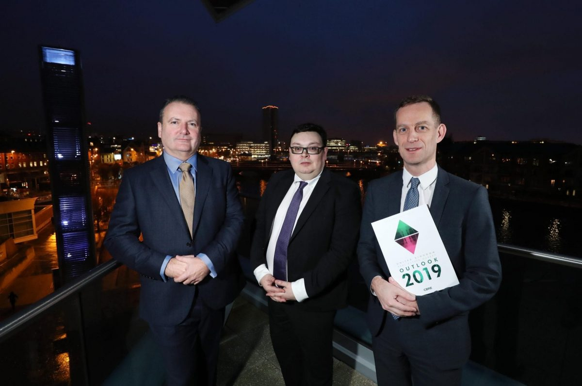 CBRE: Fundamentals trump Brexit as key driver of Northern Ireland commercial property market