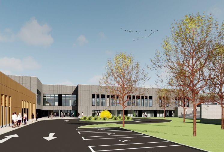 Southern Regional College has given the go-ahead to create a new £45 million campus in Craigavon, completing its £95 million investment plans to open three new, state-of-the-art educational facilities.