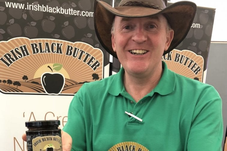 Irish Black Butter