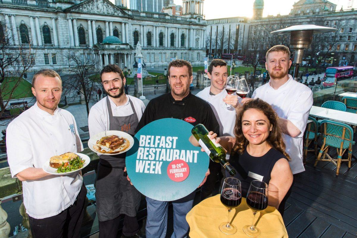 Belfast Restaurant Week: 17 Restaurants Taking Part From Cathedral Quarter