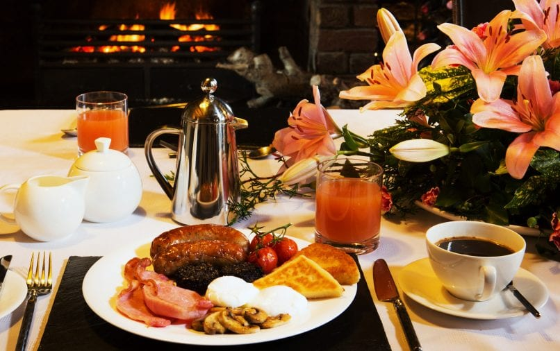 best places in Northern Ireland for tasty breakfast