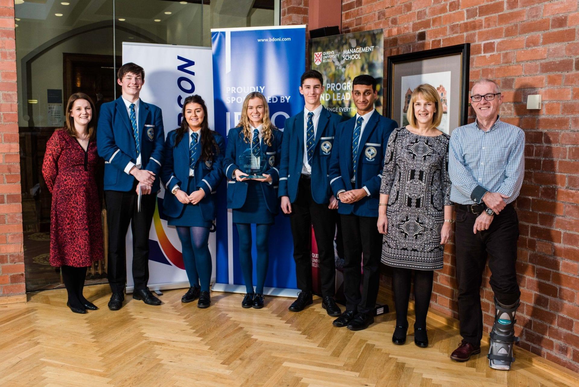 Northern Ireland Business Challenge for Schools