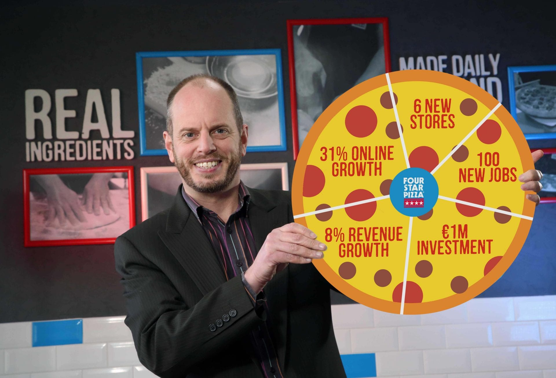 Four Star Pizza Delivers Record Results In 2018 Businessfirst