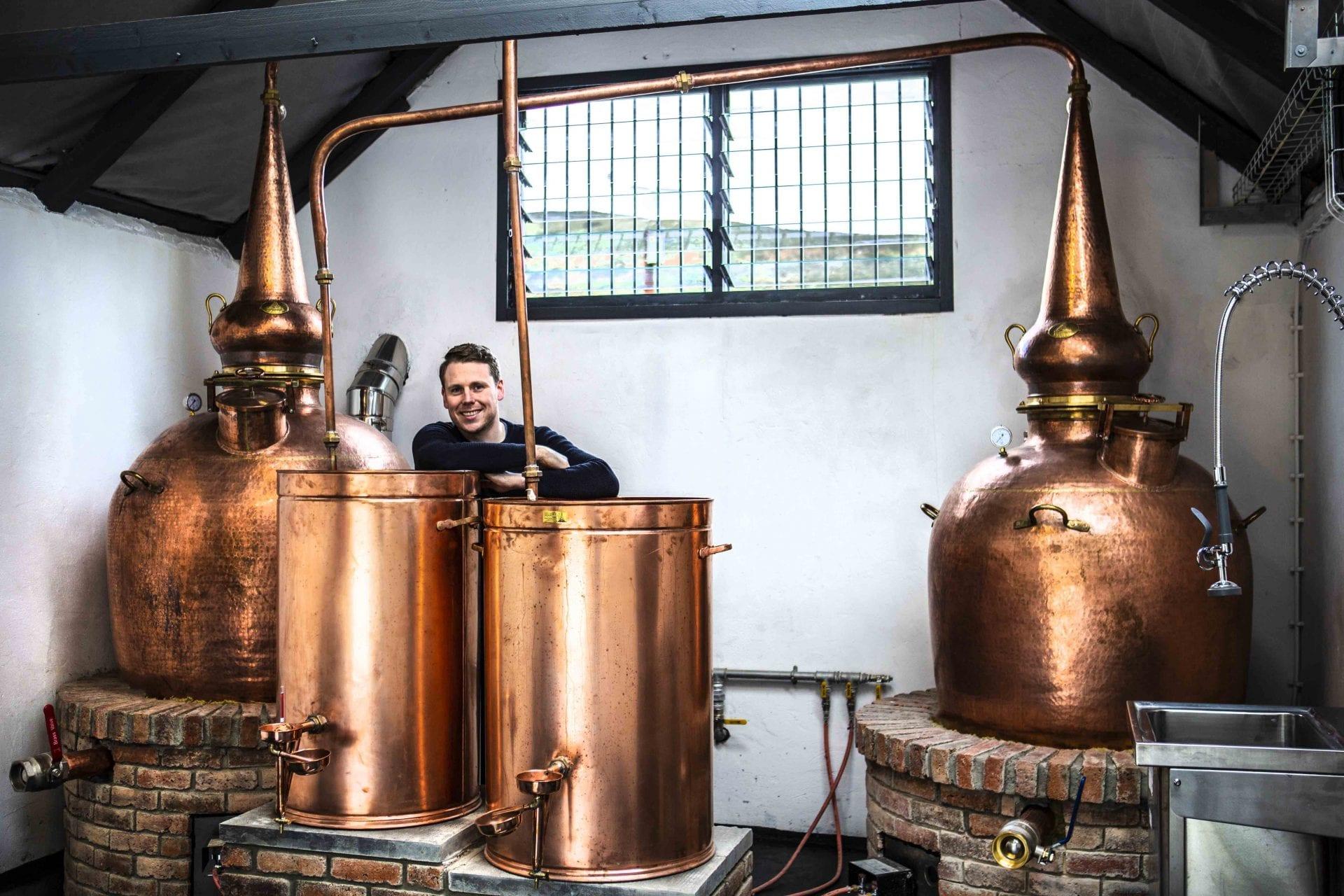 Killowen Distillery.