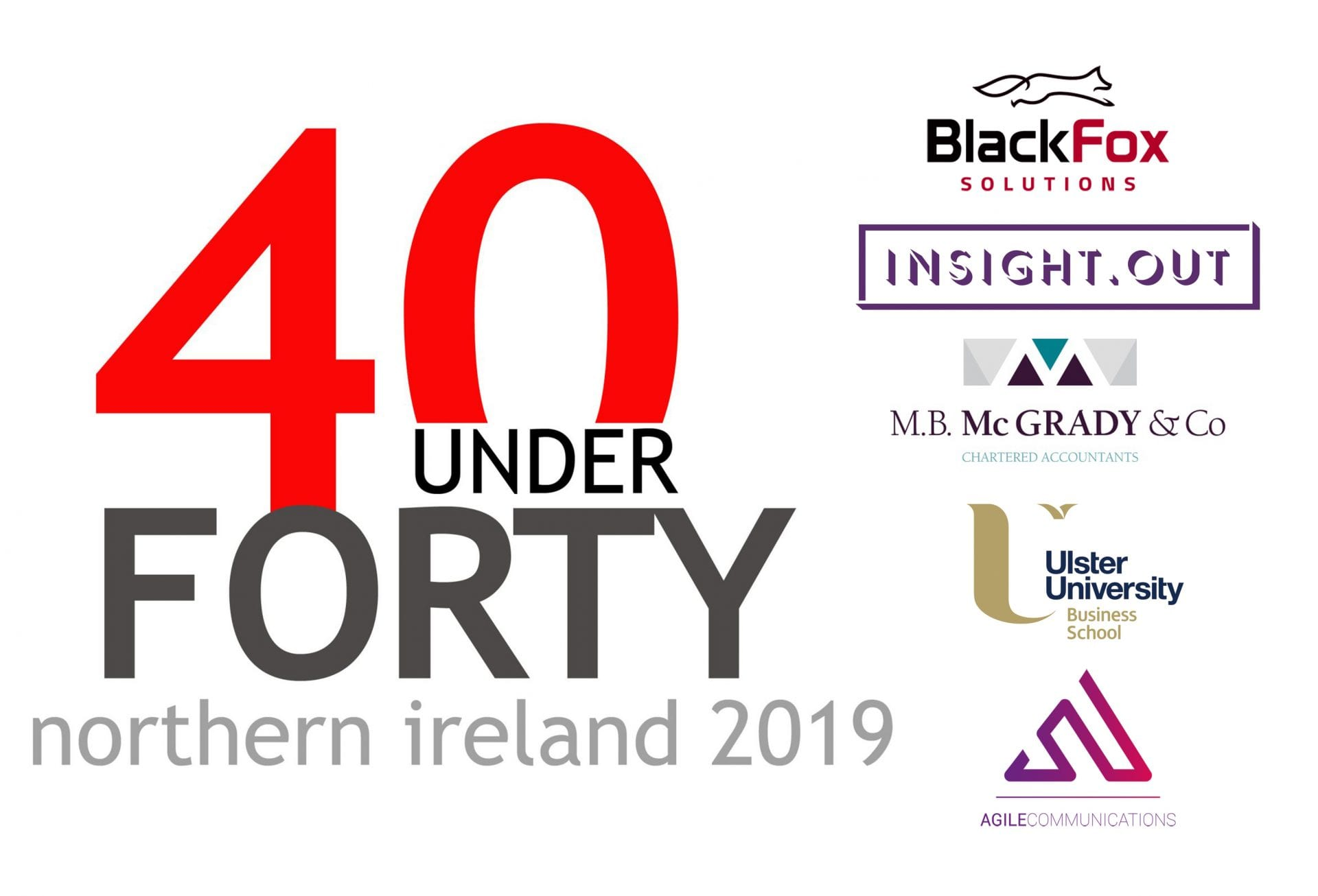 Northern Ireland 40under40