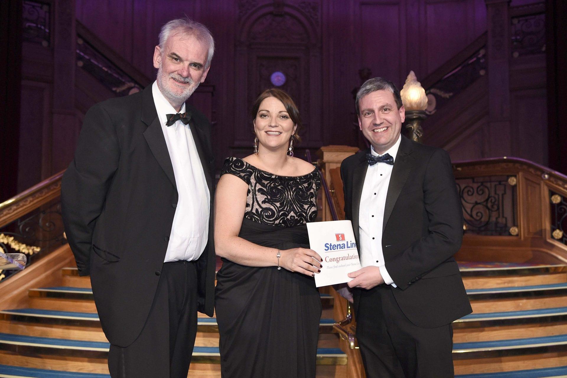 Northern Ireland Logistics and Transport Annual Gala Dinner