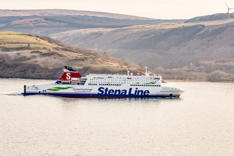 Stena Line £7